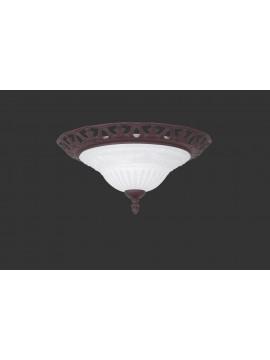 Classic trio ceiling lamp 6102021-24 rustic