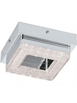 Modern chrome LED spotlight GLO 95655 Fradelo