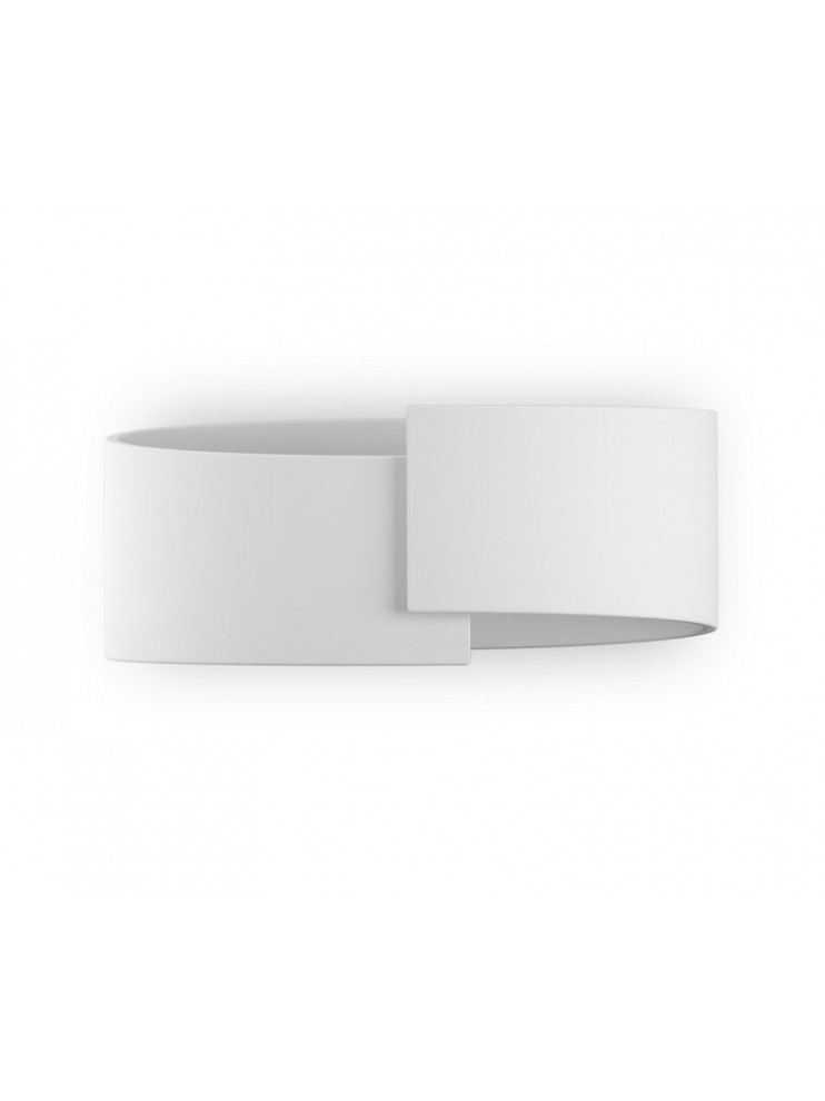 Applique a led moderno in ceramica coll. 2613AB108