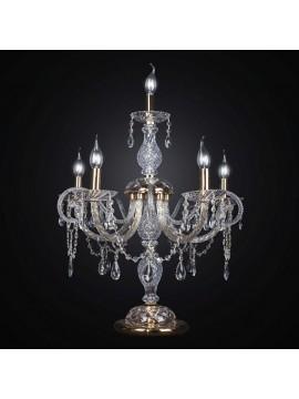 Lume grande classico in cristallo 6 luci BGA 2602/L6