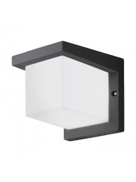 Applique da esterno a led antracite GLO 95097 Desella 1