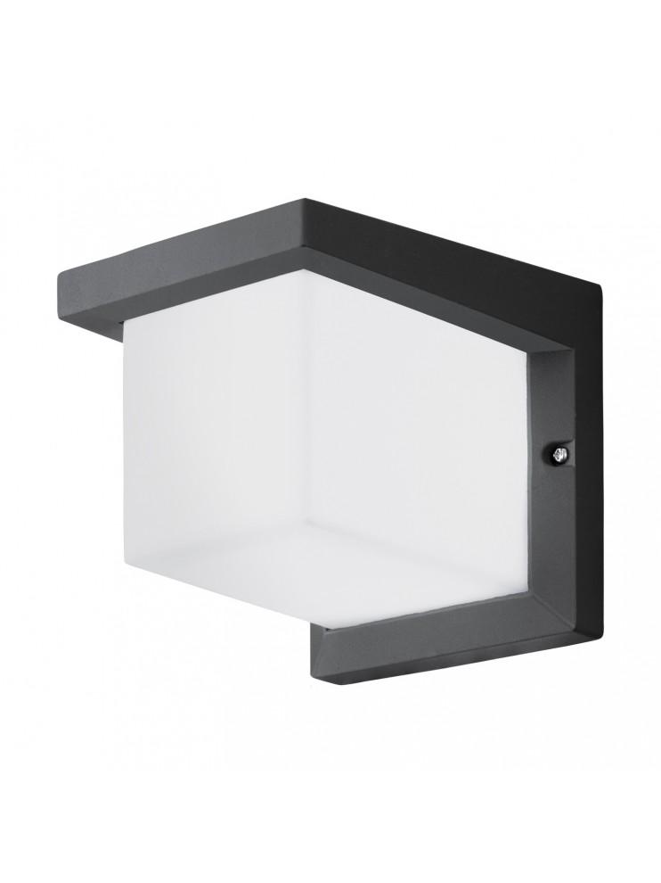 Applique da esterno a led antracite glo 95097 desella 1 - Applique da esterno a led ...
