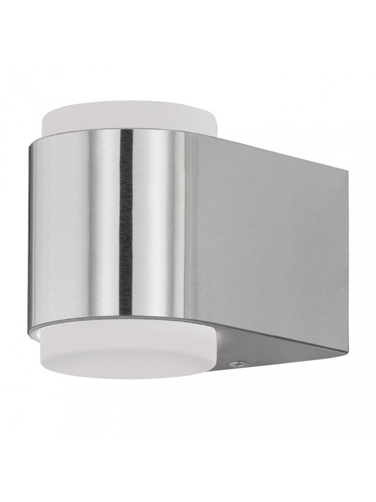 Applique da esterno moderno a led alluminio glo 95079 briones - Applique da esterno a led ...
