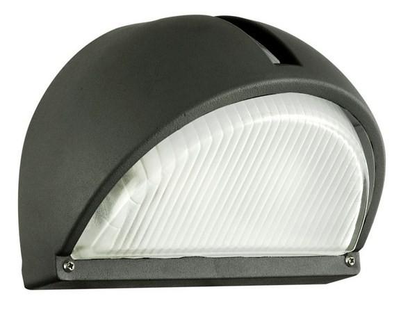 Applique da esterno moderno 1 luce nero glo 89767 onja