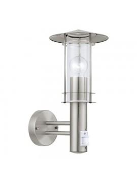 Applique da esterno moderno con sensore GLO 30185 Lisio