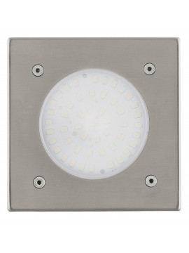 LED modern outdoor spotlight with steplight GLO 93481 Lamedo