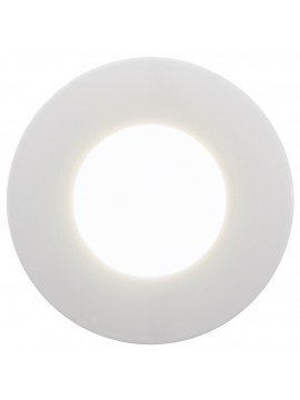 Modern outdoor recessed spotlight led white GLO 94093 Margo