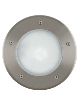 Recessed spotlight outdoor modern steplight 1 light GLO 86189 Riga 3