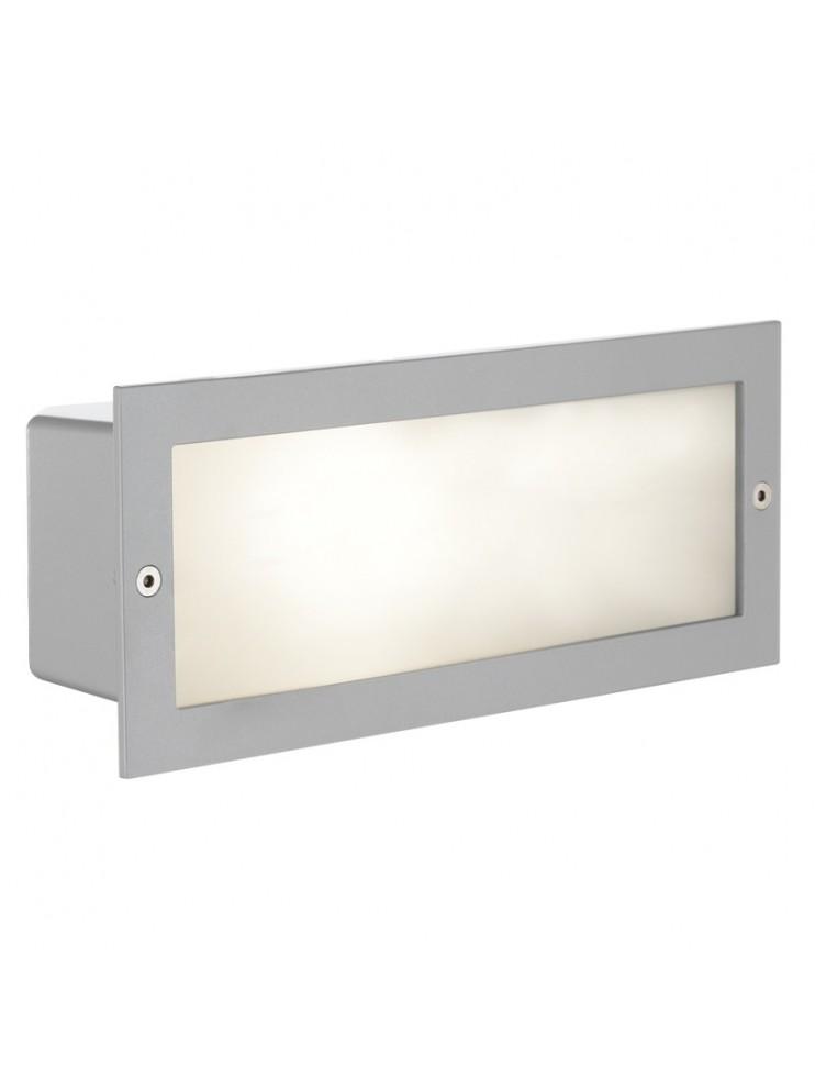 Plafoniera ad incasso da esterno moderna 1 luce glo 88008 for Lampadine led economiche