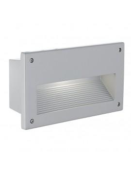 Plafoniera ad incasso moderna da esterno 1 luce segnapasso GLO 88575 Zimba