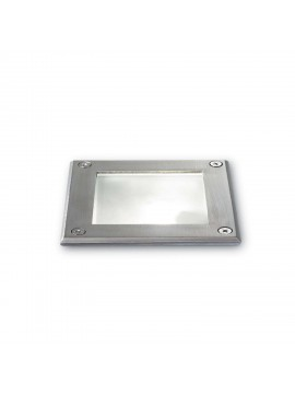 Recessed square outdoor spotlight 1 light Park Square