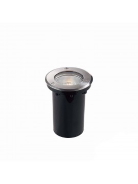 Recessed spotlight for outdoor 1 light Park Round