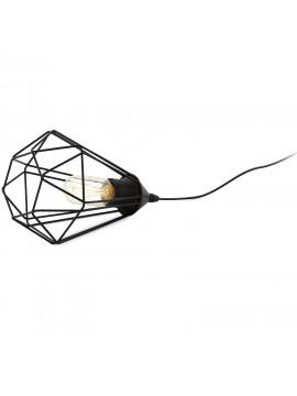 Vintage lamp 1 light black GLO 94192 Tarbes