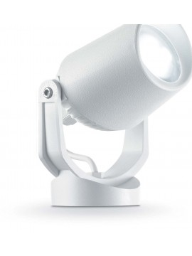Floor lamp for outdoor led 4.5w modern Minitommy white
