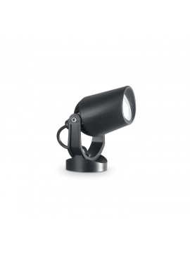 Floor lamp for outdoor led modern 4.5w Minitommy black