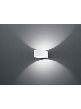 Applique a led 4,5w bianco design moderno biemissione trio 223410131 Lacapo