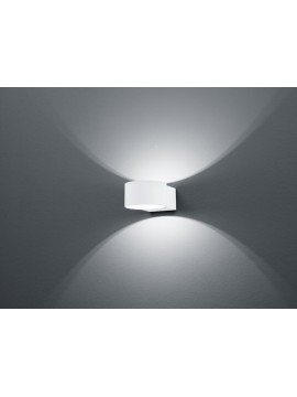 LED wall light 4,5w white modern design biemissione trio 223410131 Lacapo