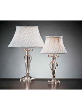 Small table lamp in contemporary crystal 1 light Design Swarovsky Dany