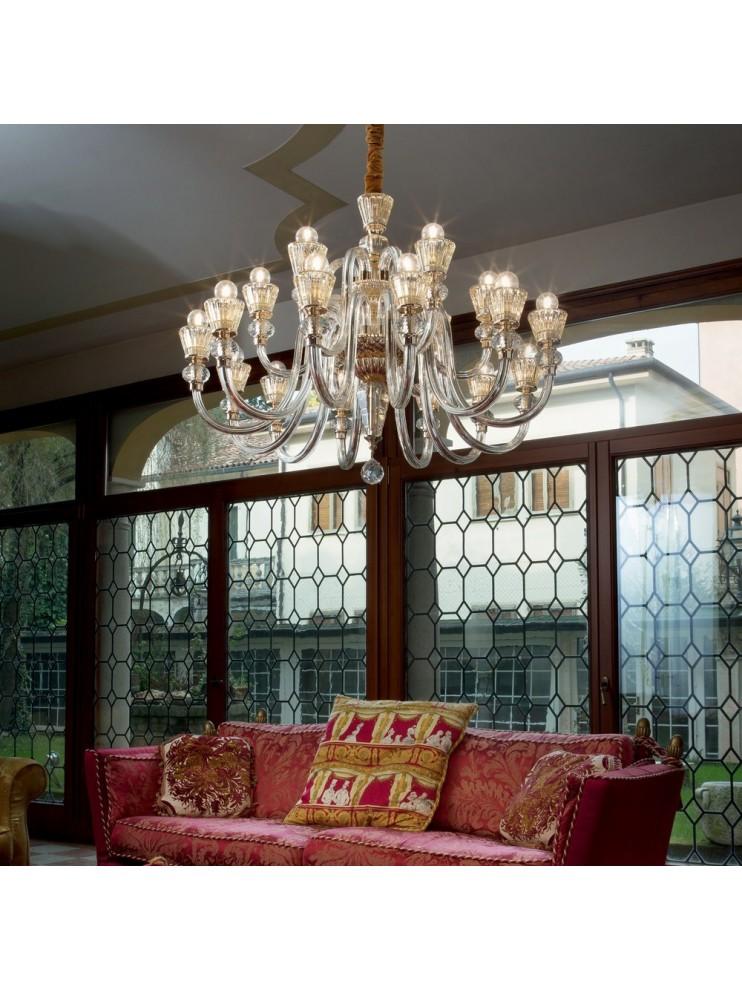 18 Strauss classic chandelier