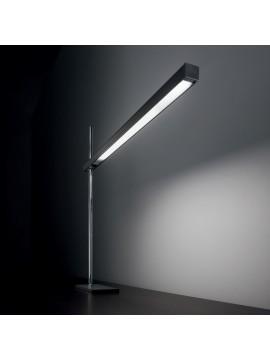 Modern led study lamp Black crane