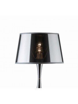 Lume moderno 1 luce cromato London big