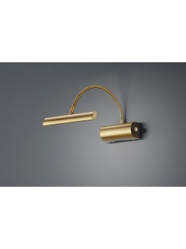 LED wall light 4w antique brass flexible trio 279770104 Curtis