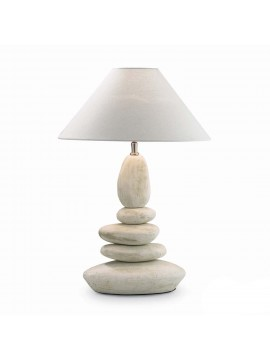 Large contemporary lamp with 1 light Dolomites