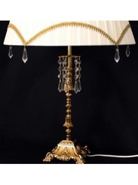 Lume grande classico oro cristallo 1 luce FRC 4413/40