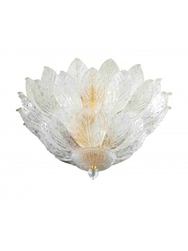 Murano ceiling lamp of Venice 9 lights 7463/48