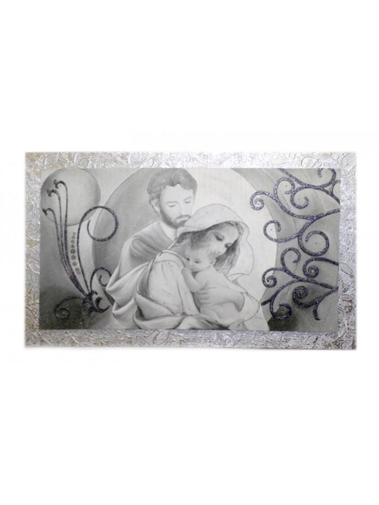 Capezzale Quadro Moderno Sacra Famiglia 7553 1