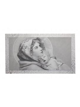 Capezzale quadro moderno sacro madonna 7553-7