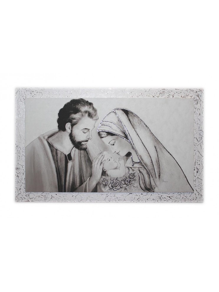 Capezzale quadro moderno sacra famiglia 7553 8 for Sacra famiglia quadri moderni