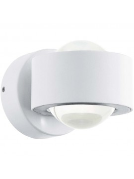 Applique a led 5w moderno bianco GLO 96048 Ono 2