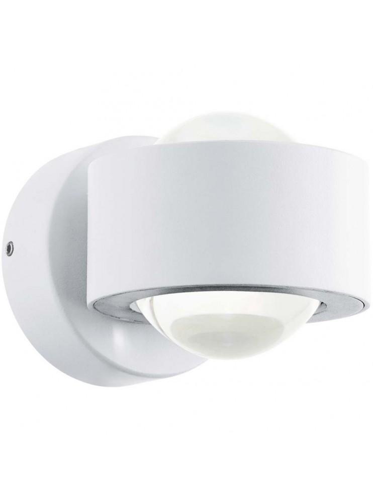 Applique a led 5w moderno bianco GLO 96048 Ono 2