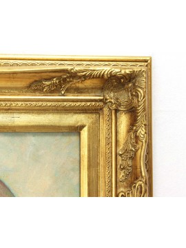 Wooden frame 50x60 dama art. 5-037