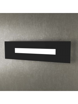 Modern design ceiling light 1 light tpl 1138-60 black