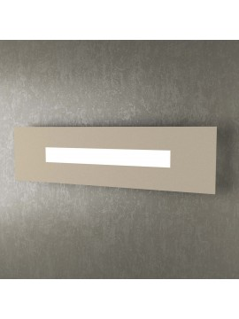 Modern design ceiling light 1 tpl light 1138-60 sand