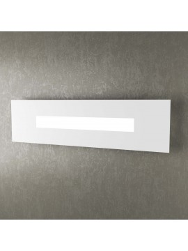 Modern design ceiling light 1 light tpl 1138-60 white
