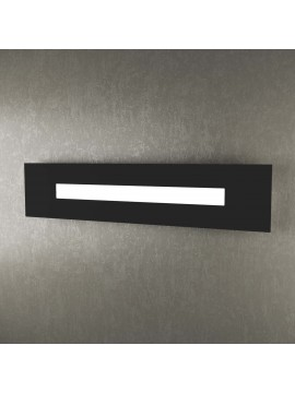 Modern design ceiling light 1 light tpl 1138-70 black