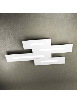 Modern design ceiling light 4 lights tpl 1138-M4 white