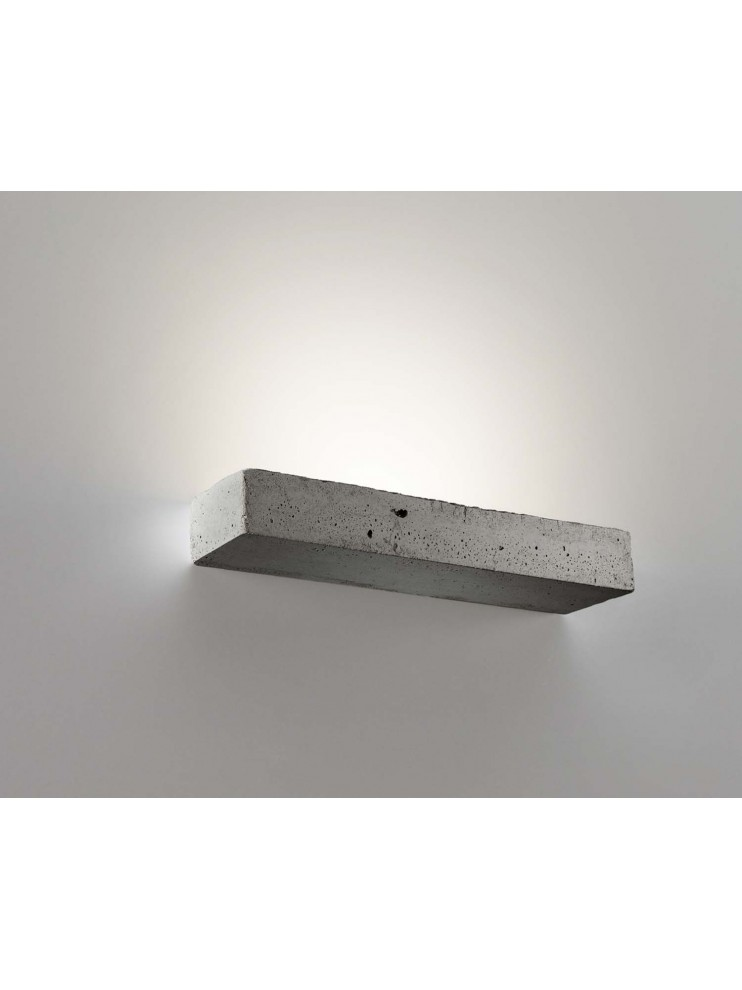 Modern 18w LED cement wall light coll. 2458.3054