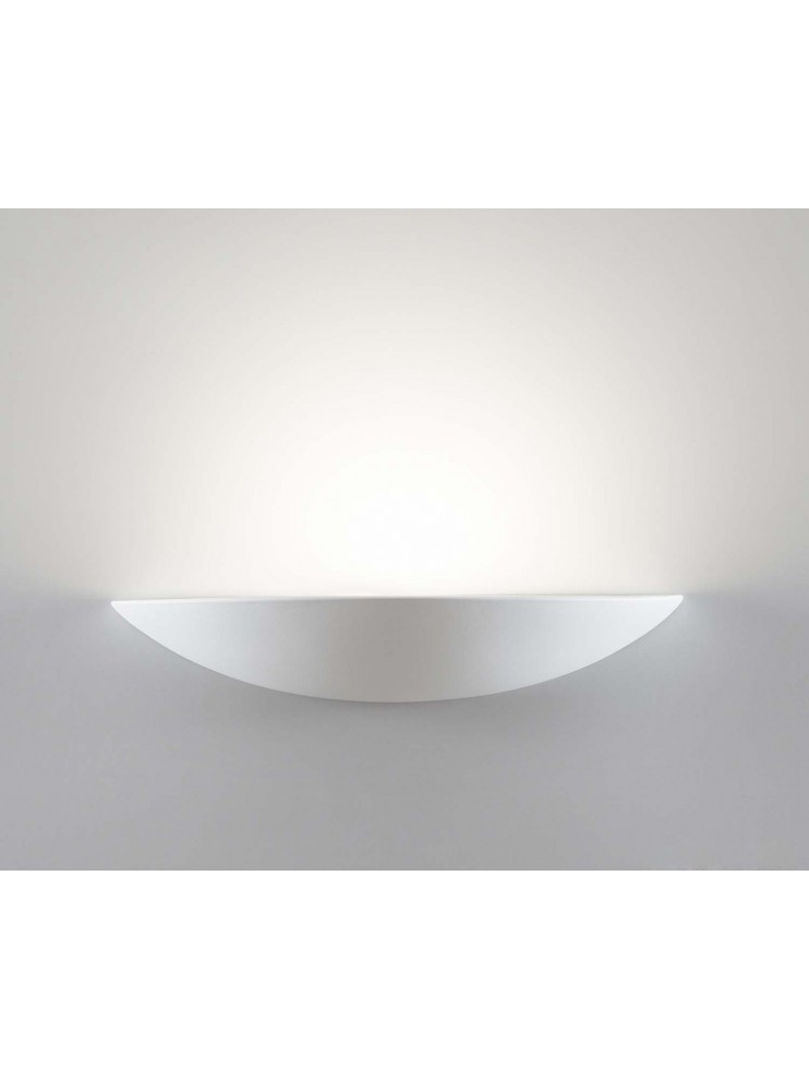 Modern ceramic wall light 1 light coll. 7576.108