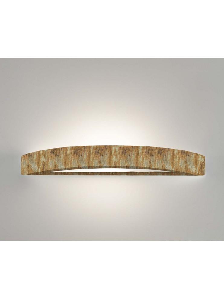 Applique in ceramica ossido a 1 luce coll. 8042.391