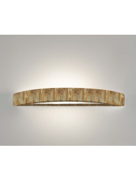 Applique in ceramica ossido a 1 luce coll. 8144.391
