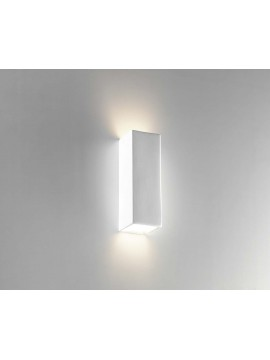Modern ceramic wall light 2 lights coll. 8418.108