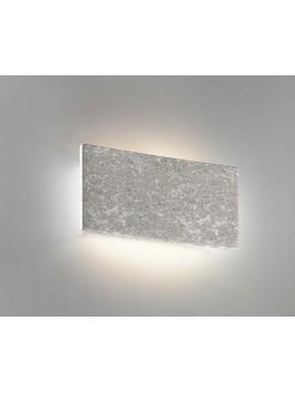 Applique in ceramica pietra grigia a 1 luce coll. 8673.381