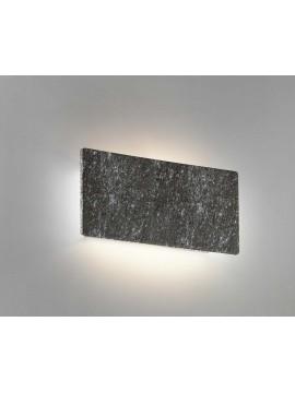 Applique in ceramica pietra nera a 1 luce coll. 8673.382