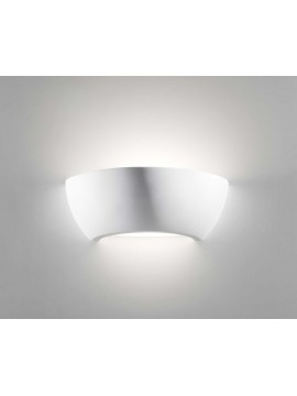 Modern ceramic wall light 1 light coll. 8216.108