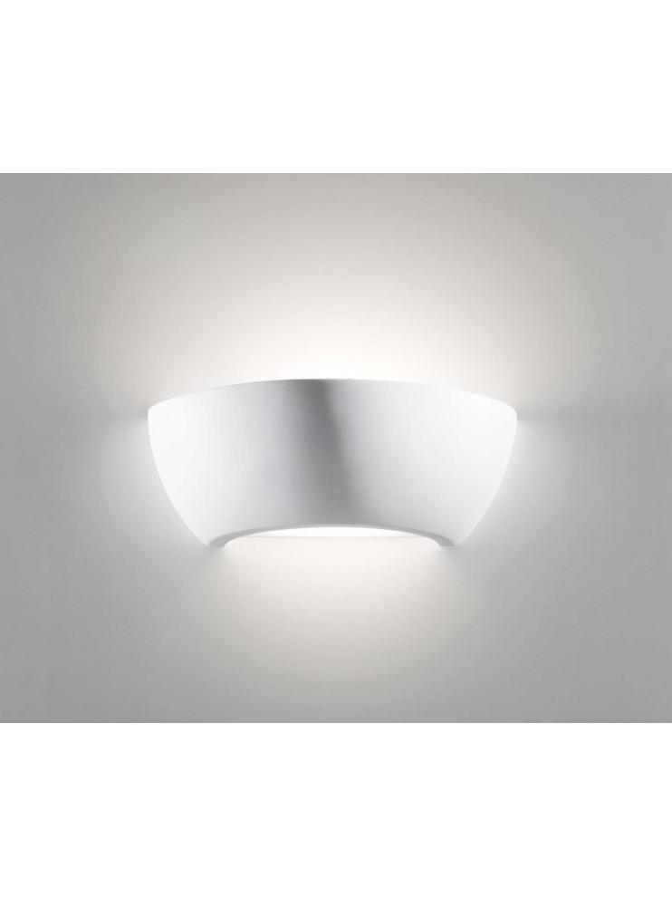 Modern ceramic wall light 1 light coll. 8216.108