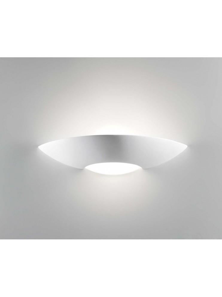 Modern ceramic wall light 1 light coll. 7946.108